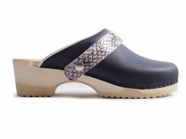Tjoelup Click-N Snake Grey